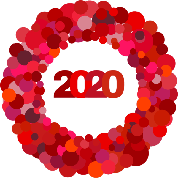 95349-new-year-red-circle-heart-for-happy-2020-2020