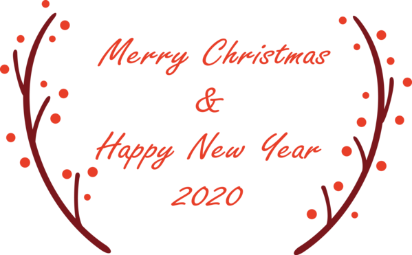 New Year Text Font Heart For Happy 2020 Party Near Me PNG Image