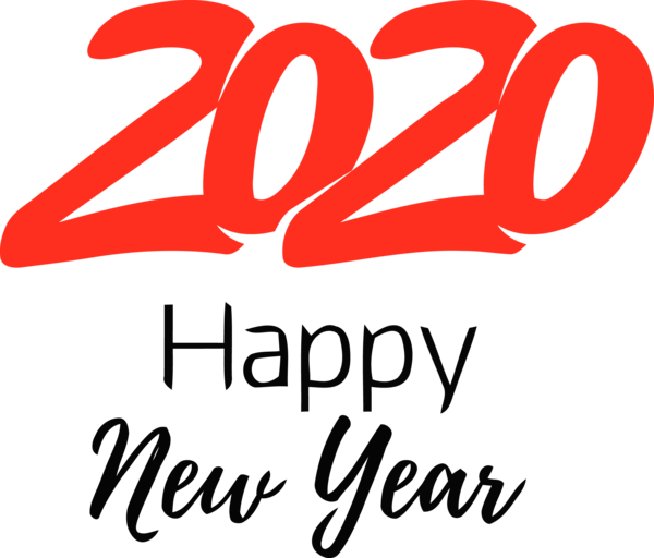 download new year text font logo for happy 2020 celebration hq png image freepngimg happy 2020 celebration hq png image