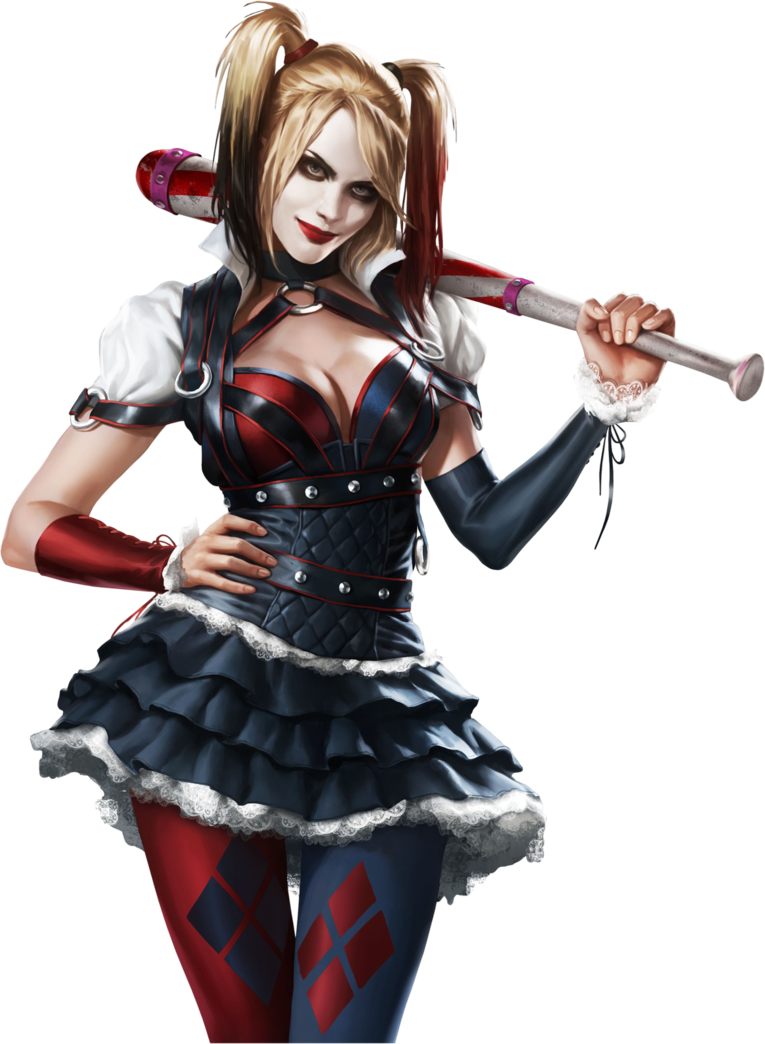 Harley Quinn Png Image PNG Image