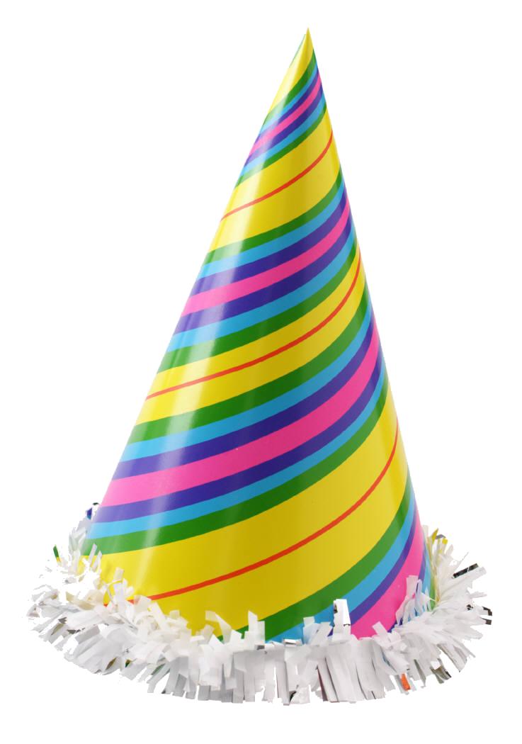 Download Party Hat Transparent Background HQ PNG Image ...