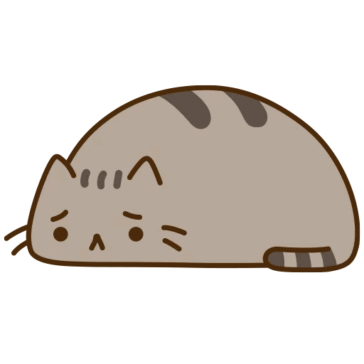 Mammal Headgear Pusheen Tenor Cat Free Clipart HQ PNG Image