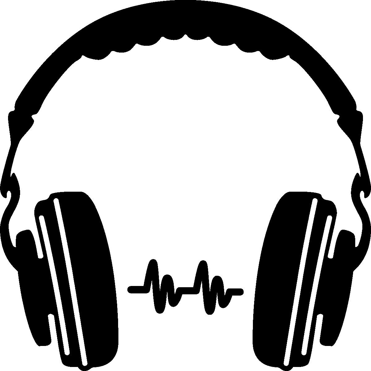 Headphones Png Clipart PNG Image