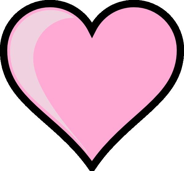 Download Pink Heart Transparent Background HQ PNG Image ...