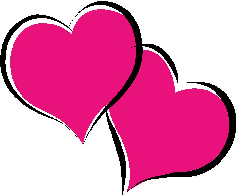 Download Hot Pink Heart HQ PNG Image   FreePNGImg