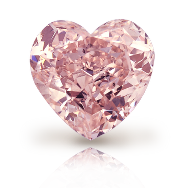 download pink diamond heart photos hq png image freepngimg