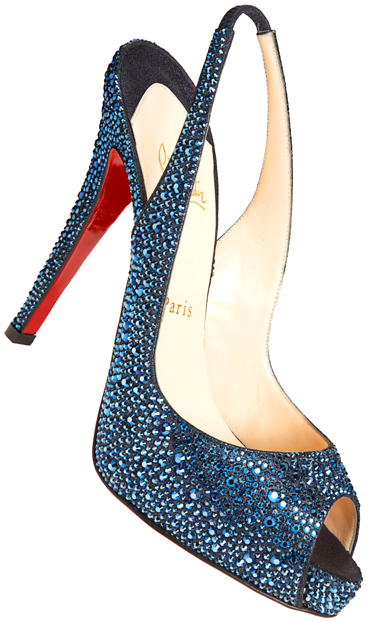 Christian Louboutin Heels File PNG Image