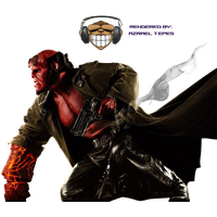 Hellboy Photo PNG Image