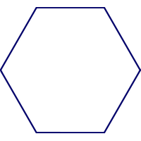 Hexagon Png Image PNG Image