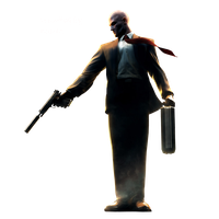 Hitman Transparent PNG Image