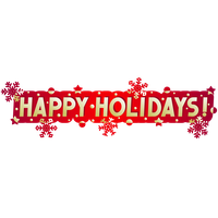Holidays Transparent PNG Image