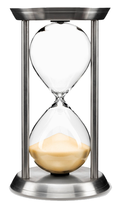 Hourglass Transparent Background PNG Image