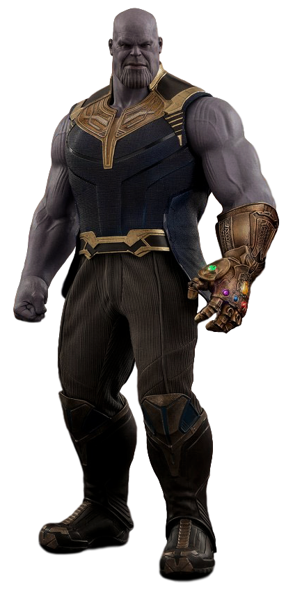 Infinity Armour Character Hulk War Fictional Thanos PNG Image