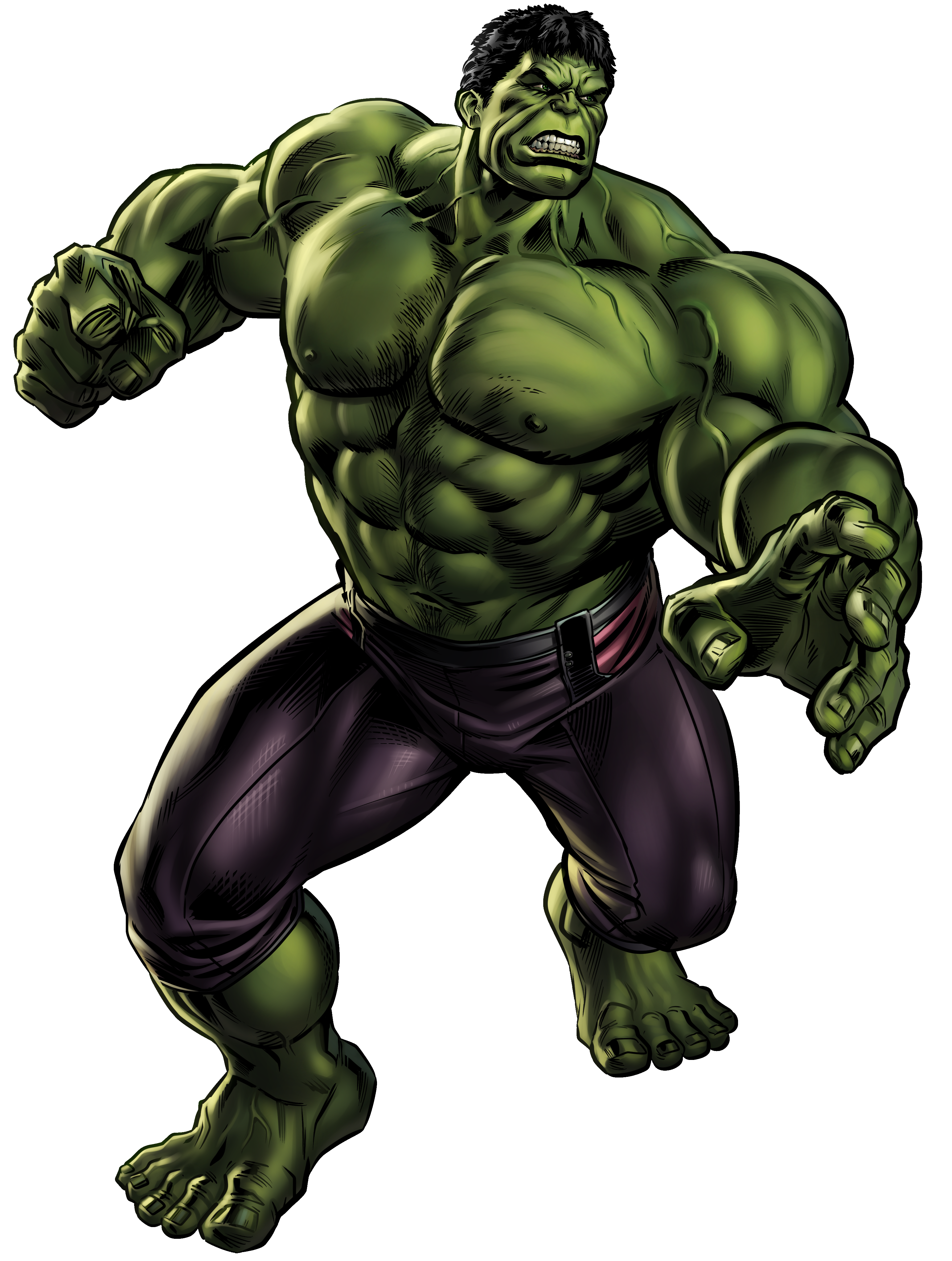Hulk Alliance Character Fictional Ultimate Muscle Avengers PNG Image