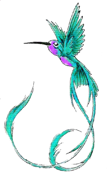 Hummingbird Tattoos Png Picture PNG Image