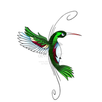 Hummingbird Tattoos Download Png PNG Image