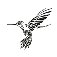 Hummingbird Tattoos Png PNG Image