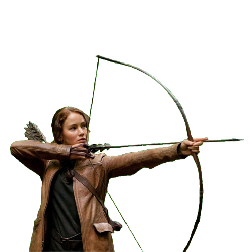 Katniss Everdeen File PNG Image