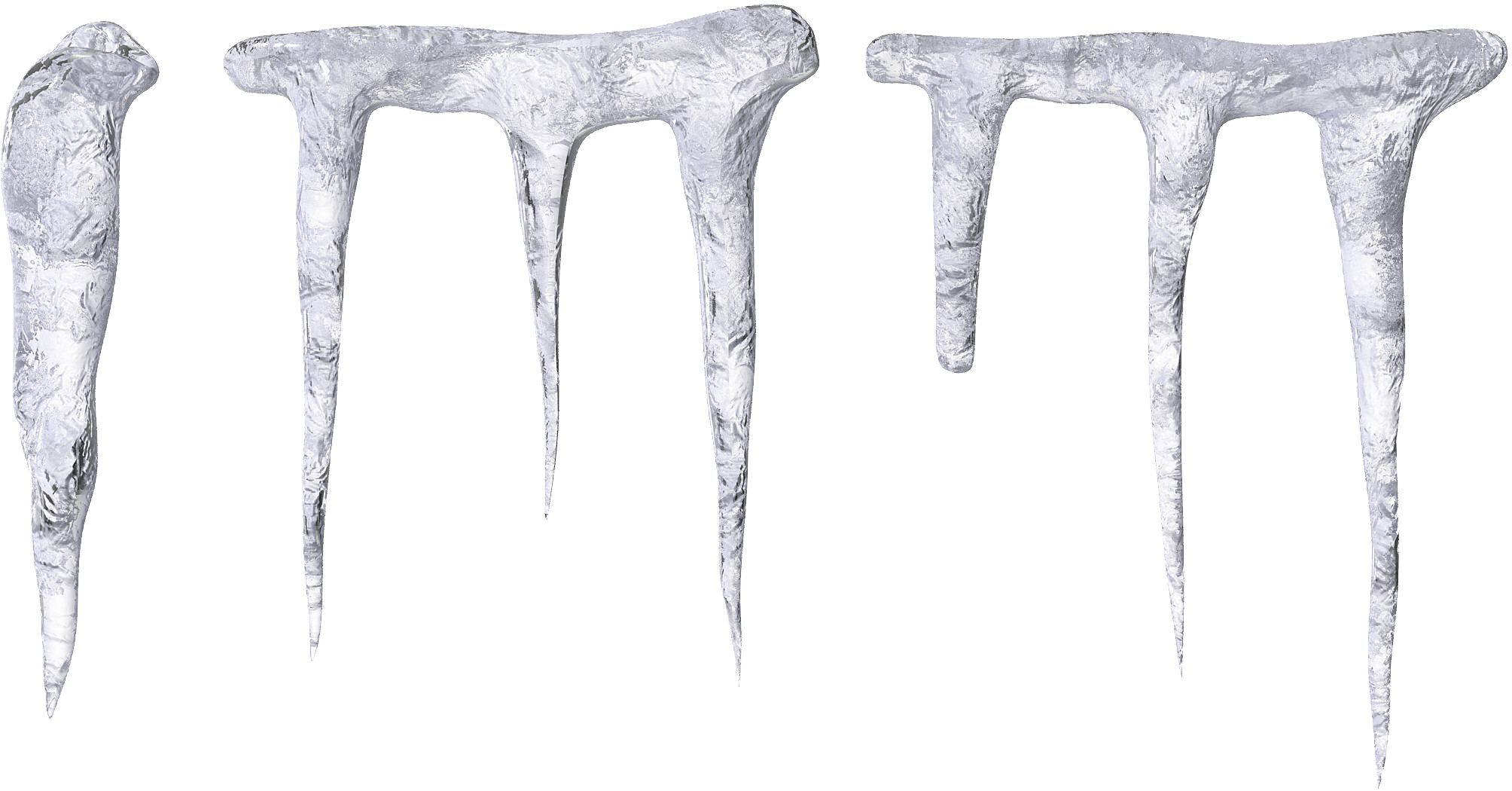 Icicles Png Clipart PNG Image