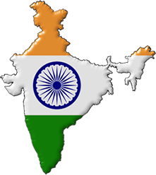 India Flag Png Pic PNG Image