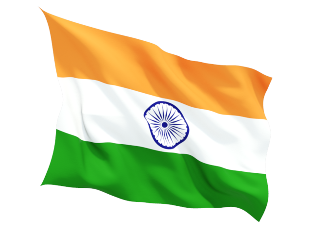 India Flag Transparent PNG Image