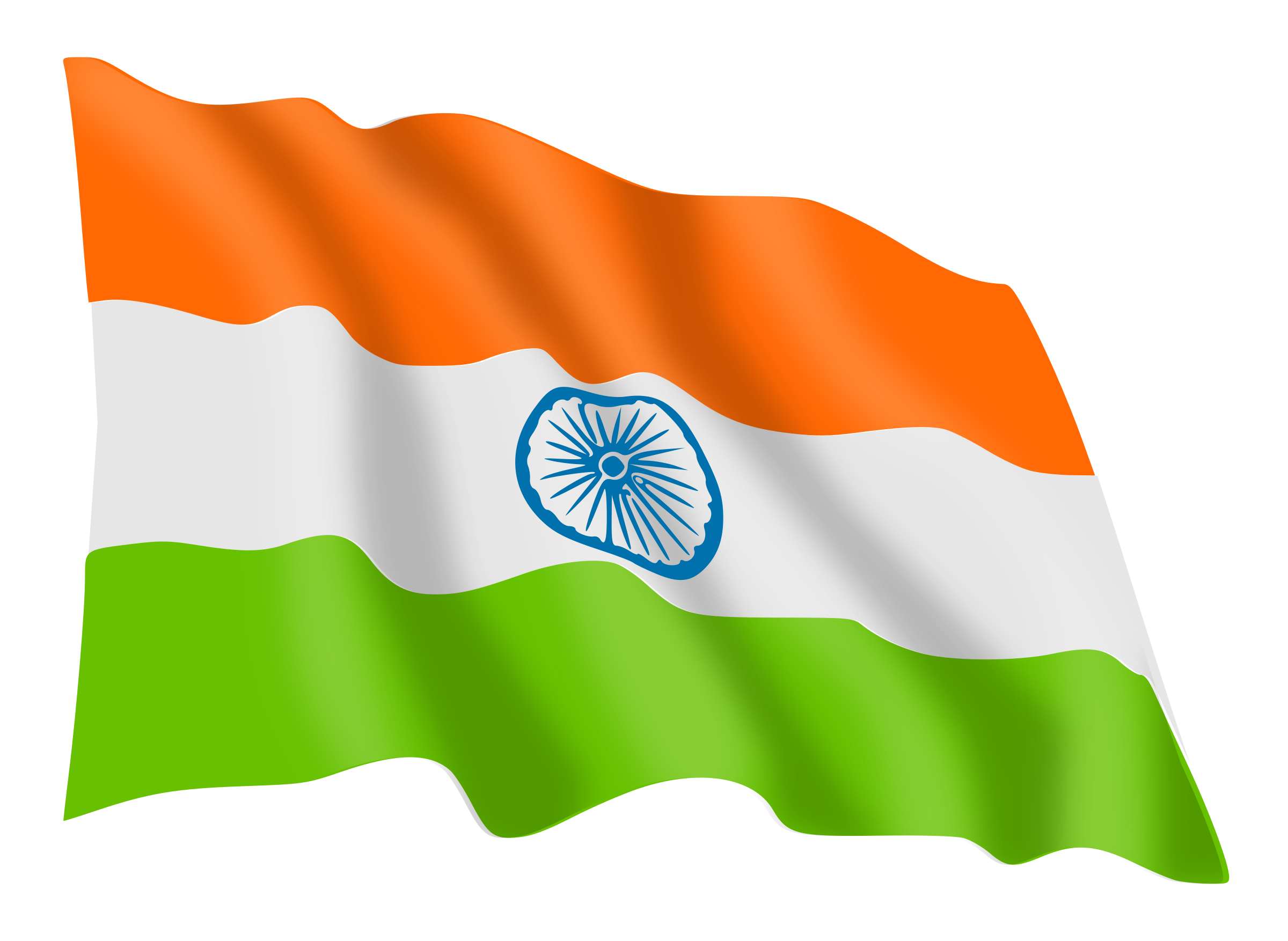 India Flag Free Download Png PNG Image