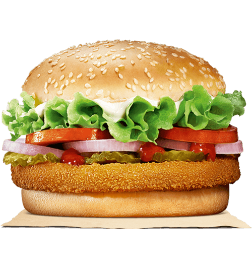 Cuisine Whopper Hamburger King Vegetarian India Veggie PNG Image