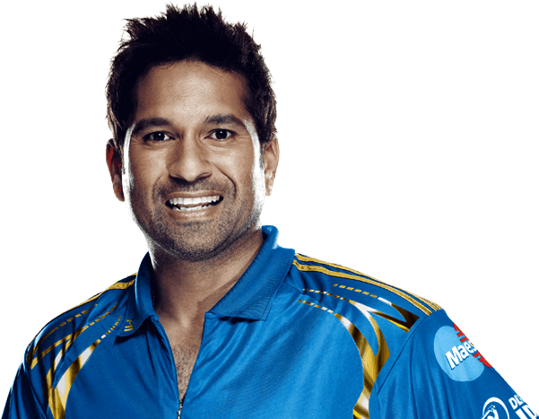 Cricket Tendulkar Mumbai National Indians India Team PNG Image