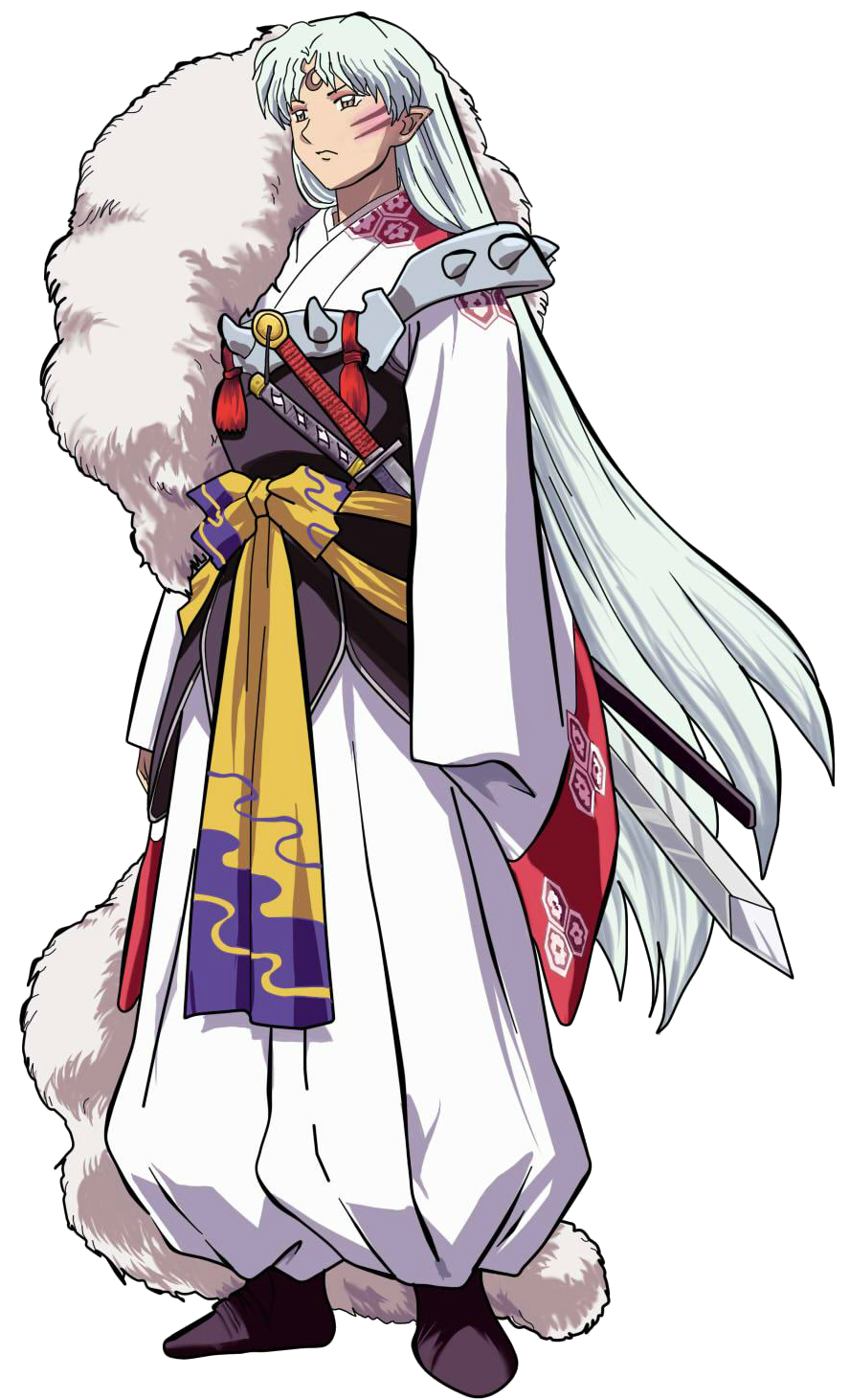 Inuyasha Transparent Picture PNG Image
