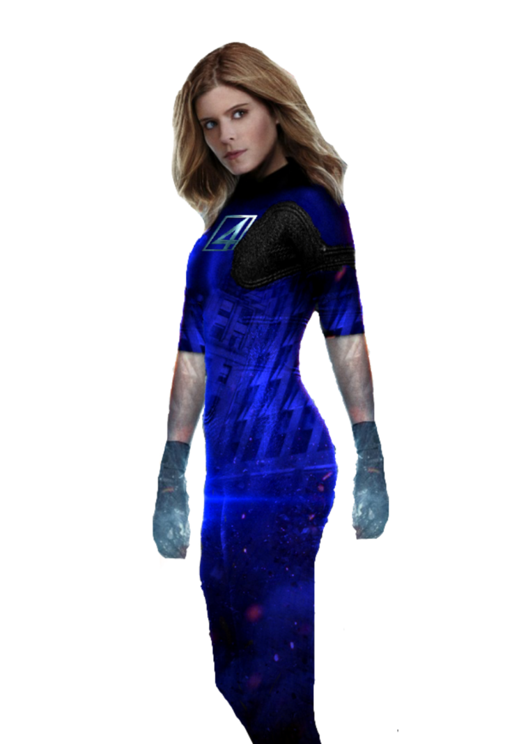 Invisible Woman Clipart PNG Image