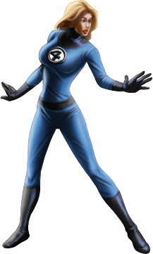 Invisible Woman Png Picture PNG Image