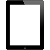 Ipad Transparent Image PNG Image