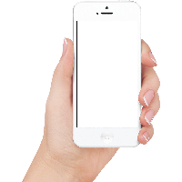 iphone hand png. apple iphone in hand transparent png image png p