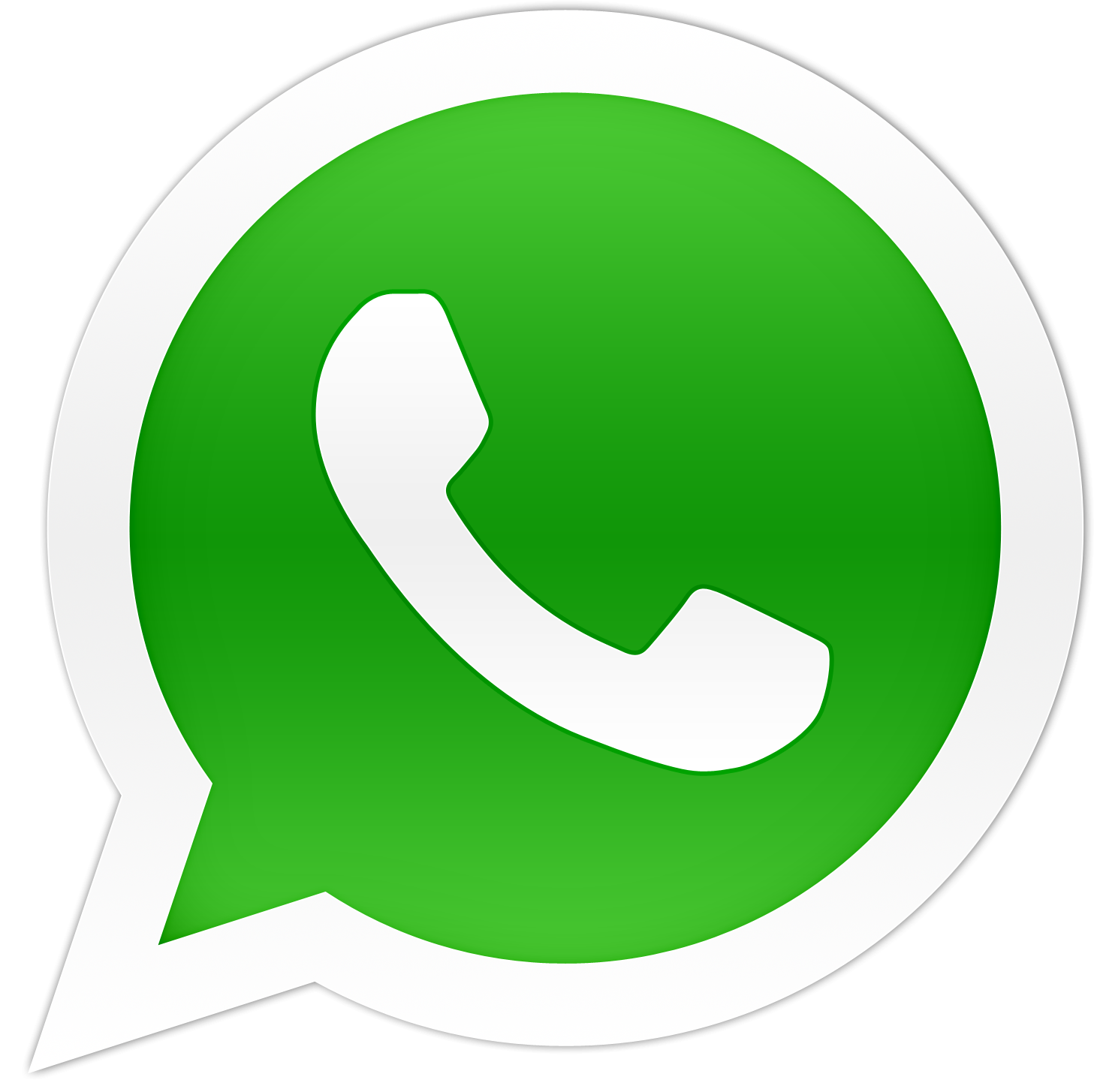 Logo Whatsapp Iphone PNG Free Photo PNG Image