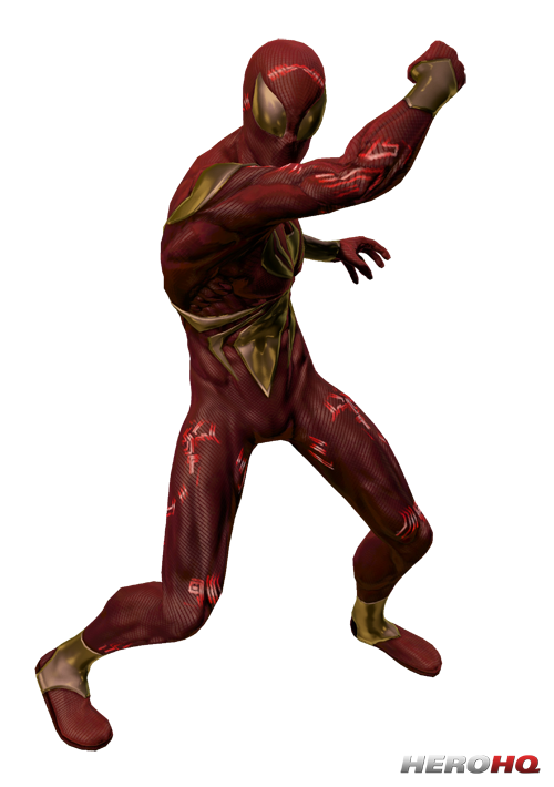 Iron Spiderman Hd PNG Image