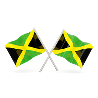 Jamaica Flag Download Png PNG Image