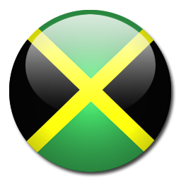 Jamaica Flag High-Quality Png PNG Image