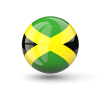 Jamaica Flag Png Pic PNG Image