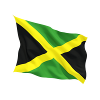 Jamaica Flag Free Png Image PNG Image