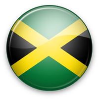 Jamaica Flag Png Clipart PNG Image