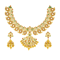 Jewellery Necklace Transparent Background PNG Image