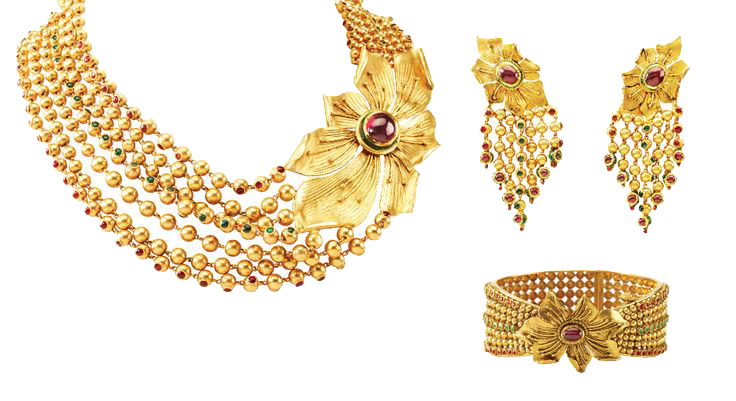 Indian Jewellery Clipart PNG Image