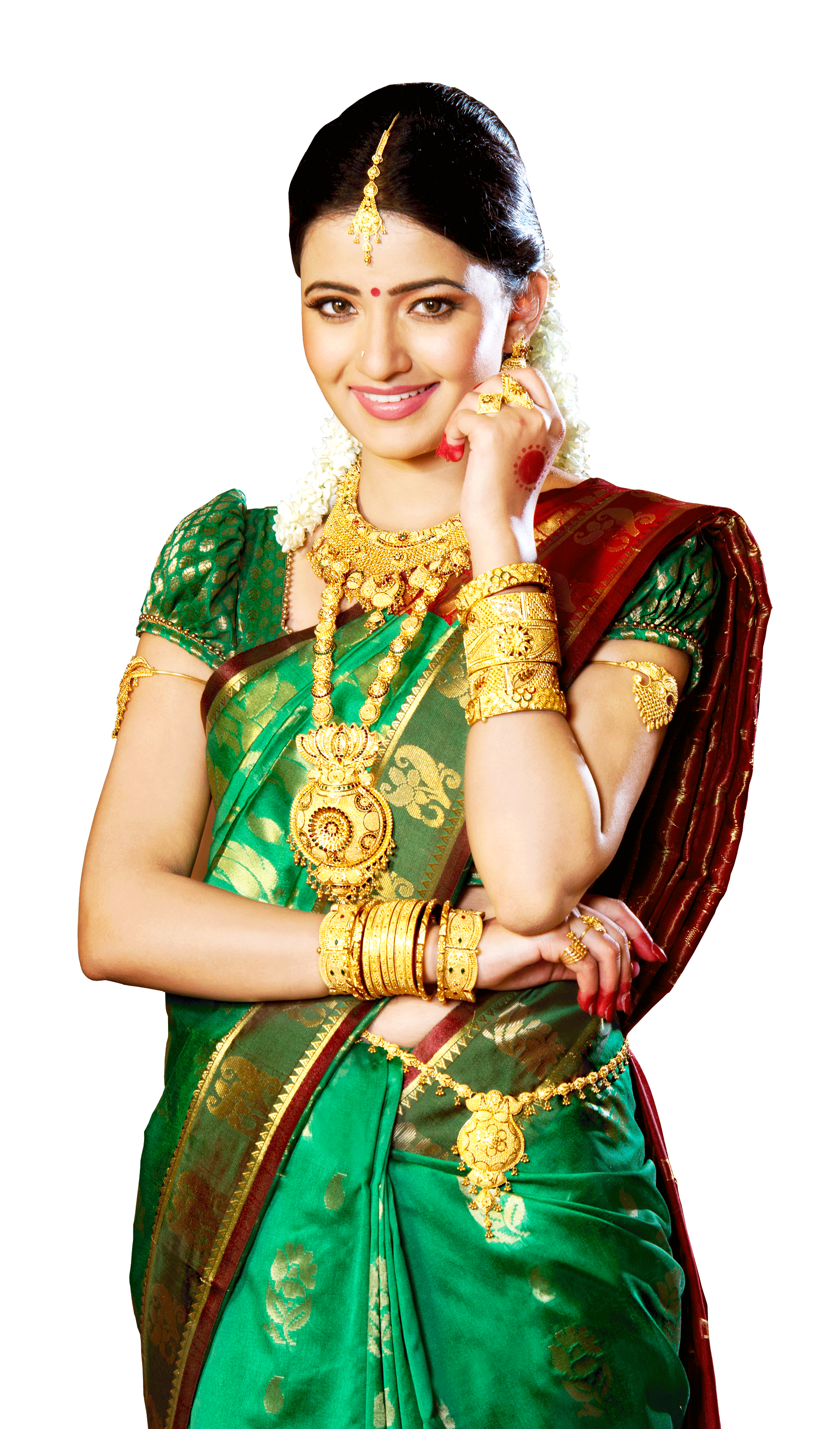 Jewellery Model Image PNG Image