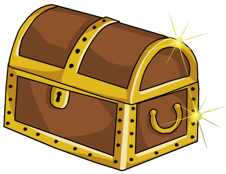 Treasure Chest Download Free HQ Image PNG Image