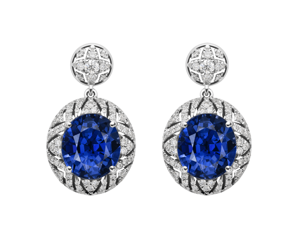 Diamond Earrings Png Image PNG Image