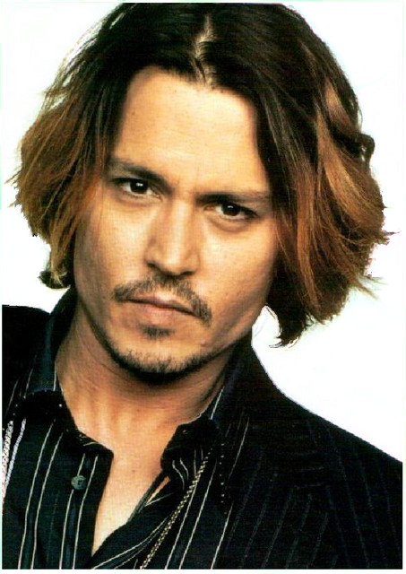 Johnny Depp Photo PNG Image