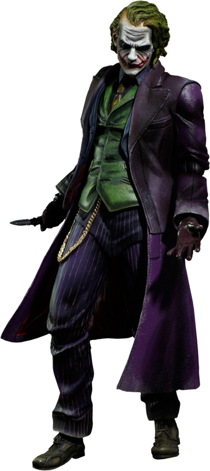 Batman Joker File PNG Image