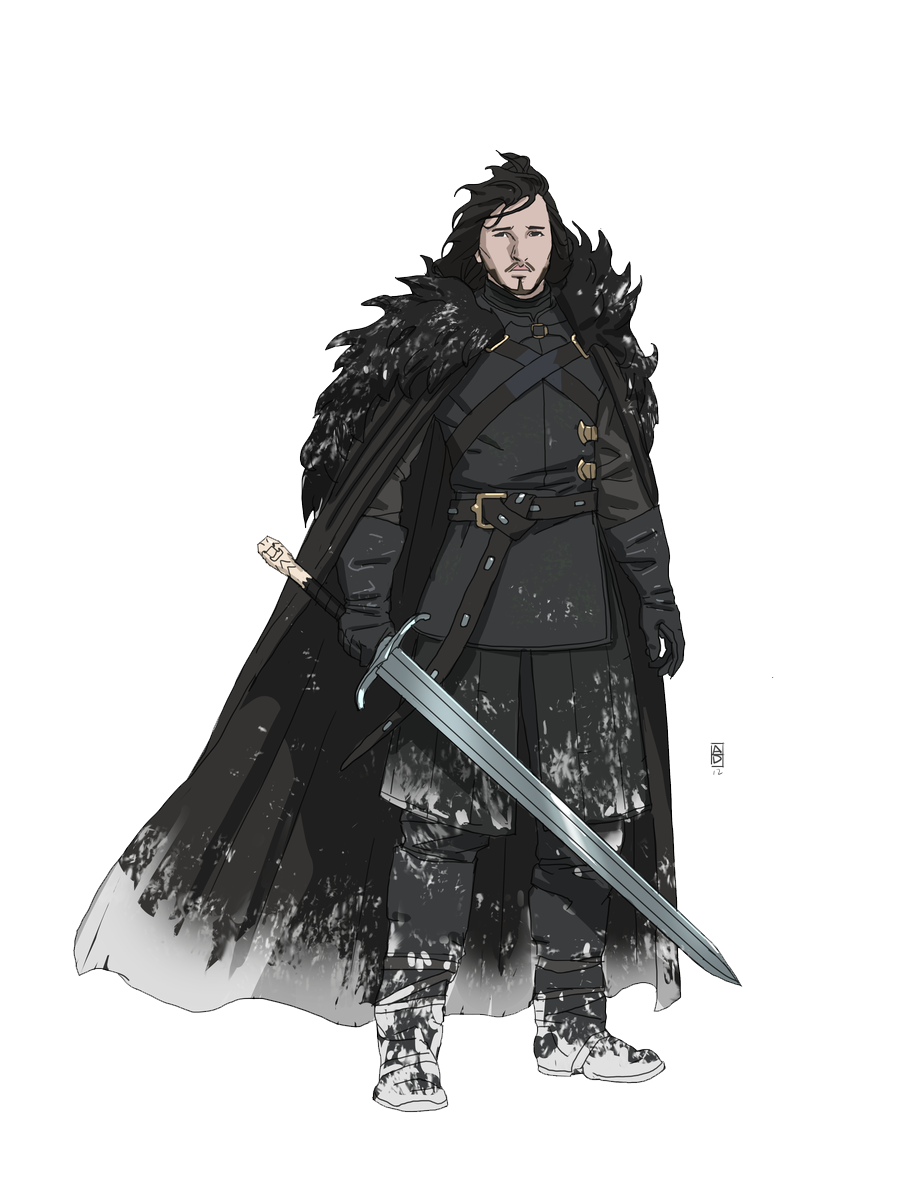 Jon Snow Png Picture PNG Image
