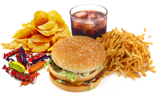 Junk Food Png Picture PNG Image