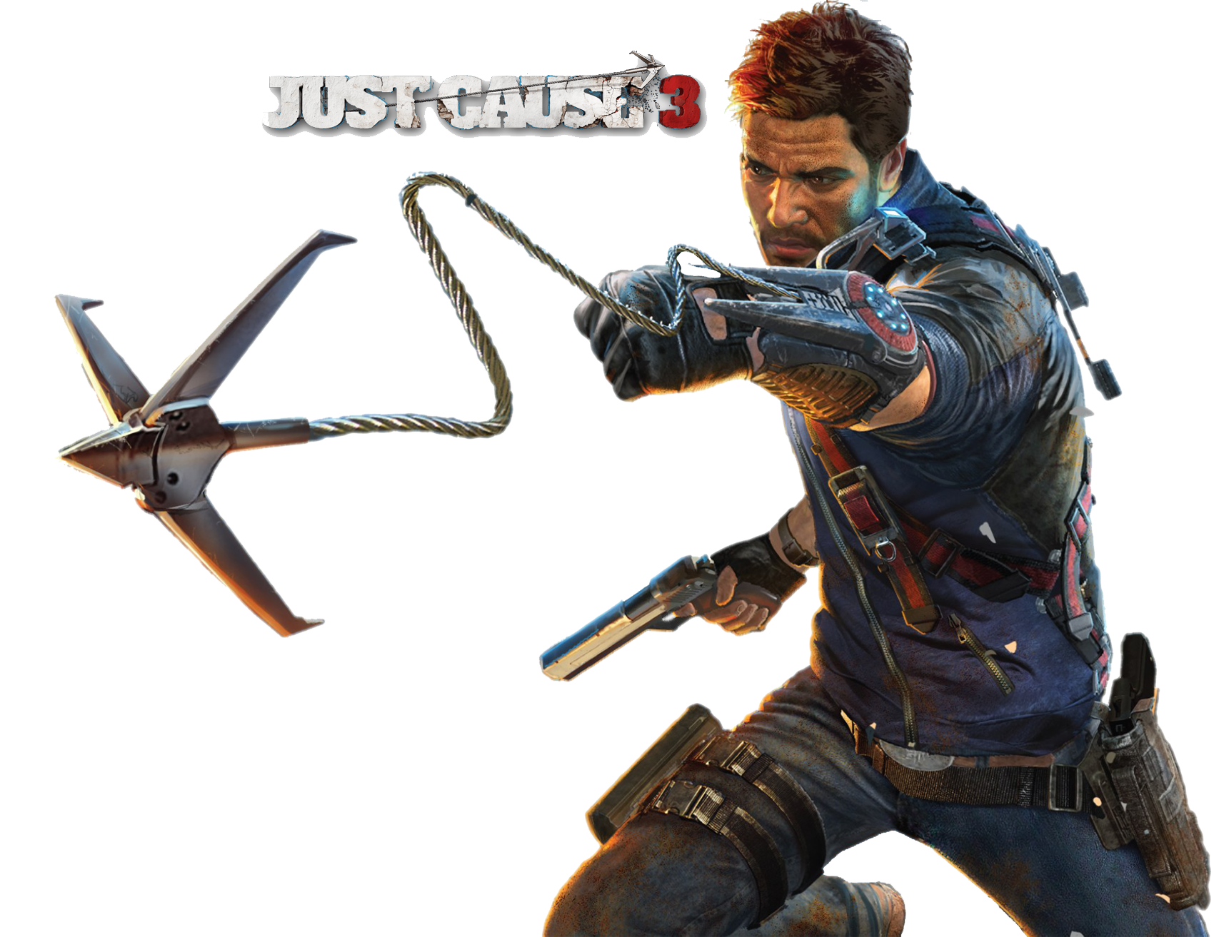 Just Cause Transparent PNG Image